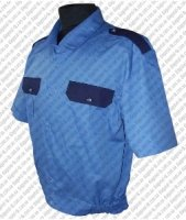 Рубашка для охранных структур