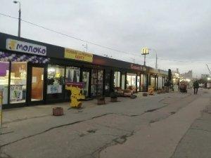 Сдаётся маф метро Харьковская ул Бажана 3. 10м2