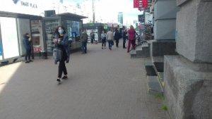 Сдаётся маф метро КПИ Политехнический институт 7м2 огромный трафик
