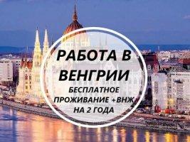 Срочный набор! Везем бесплатно c Украины по био! Работа в Венгрии! 700