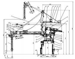 Судопогрузочная машина СПМ-1200КК
