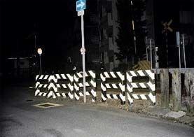 Световозвращающая краска Нокстон для дорожного строительства