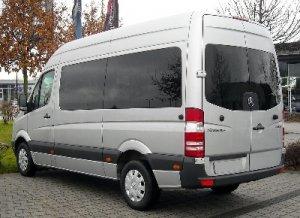 Заказ микроавтобуса (Константиновка, Дружковка, Краматорск, Славянск)