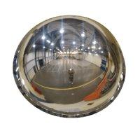 Зеркало Купольное Megaplast 600x360 для кругового наблюдения.
