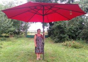 Зонт торговый 4 м