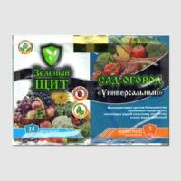Зеленый щит Сад огород универсальный 3 мл + 10г Агромакси