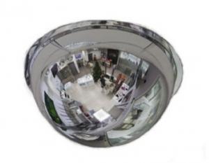 Зеркало Купольное Megaplast 1000x360 для кругового наблюдения.